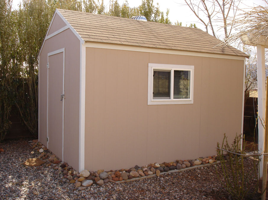 Affordable sheds for Affordable barns and garages