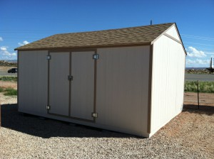 The Gable Style Shed