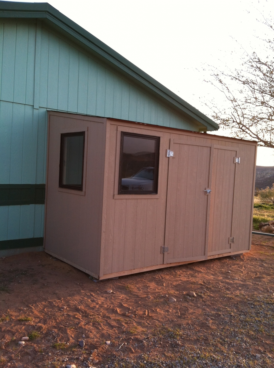 Lean To Shed Affordable Sheds
