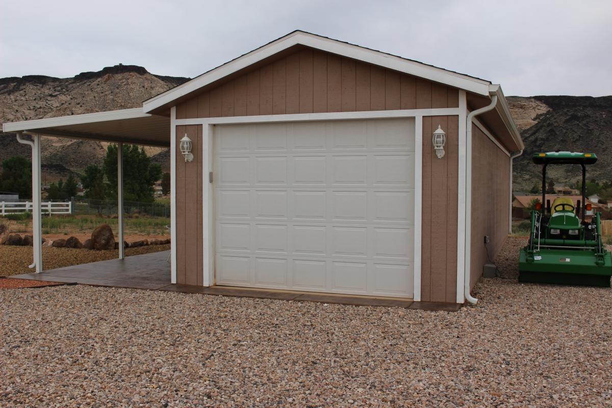 Garages Affordable Sheds
